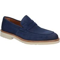 kengät Miehet Mokkasiinit Maritan G 160771 Sininen