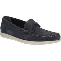 kengät Miehet Mokkasiinit Maritan G 460363 Sininen
