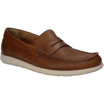 kengät Miehet Mokkasiinit Maritan G 460364 Ruskea