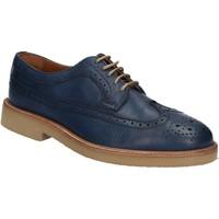 kengät Miehet Derby-kengät Maritan G 111914 Sininen