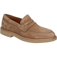 kengät Miehet Mokkasiinit Maritan G 160772 Ruskea