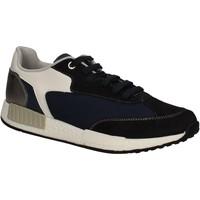 kengät Miehet Matalavartiset tennarit Keys 3061 Sininen