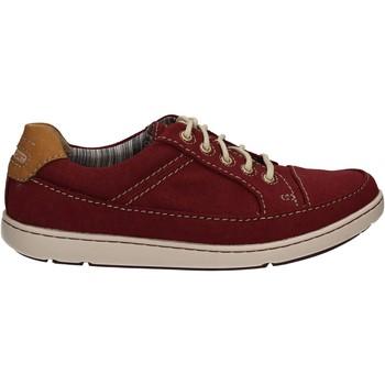 kengät Miehet Matalavartiset tennarit Rockport BX1667 Punainen