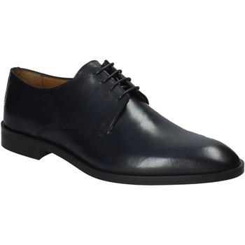 kengät Miehet Derby-kengät Marco Ferretti 111856 Sininen