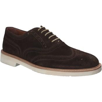 kengät Miehet Derby-kengät Maritan G 140358 Ruskea