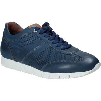 kengät Miehet Matalavartiset tennarit Maritan G 140557 Sininen