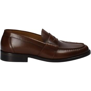 kengät Miehet Mokkasiinit Maritan G 160496 Ruskea
