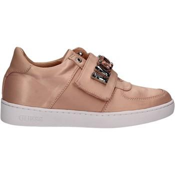 kengät Naiset Matalavartiset tennarit Guess FLFLO1 SAT12 Vaaleanpunainen