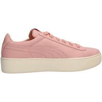 kengät Naiset Matalavartiset tennarit Puma 365603 Vaaleanpunainen