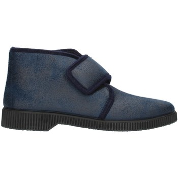 kengät Miehet Tossut Clia Walk HOME126 Blue
