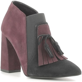 kengät Naiset Nilkkurit Café Noir NMA543 Musta