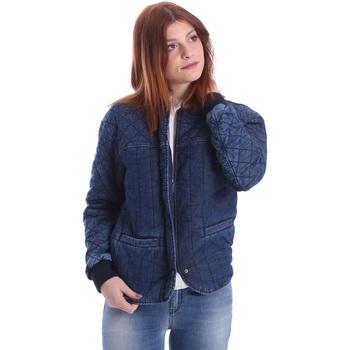 vaatteet Naiset Pusakka Gas 255425 Sininen