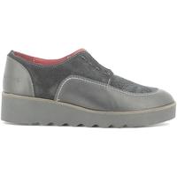 kengät Naiset Derby-kengät Desigual 67MS3B0 Musta