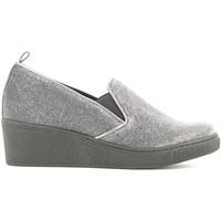 kengät Naiset Mokkasiinit Grunland SC2056 Musta