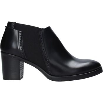 kengät Naiset Nilkkurit Mally 5400 Musta