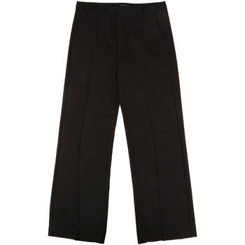 vaatteet Naiset Puvun housut Fornarina BIF1I68C96600 Musta