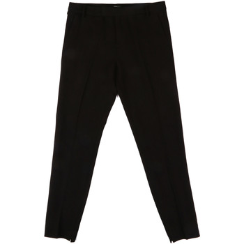 vaatteet Naiset Puvun housut Fornarina BIF1I70L24700 Musta