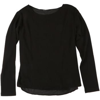 vaatteet Naiset Neulepusero Fornarina BIF4547C96600 Musta