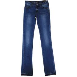 vaatteet Naiset Slim-farkut Fornarina BIR1I98D853YV Sininen