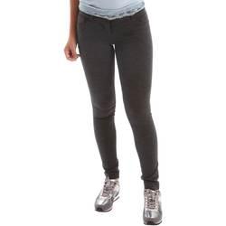 vaatteet Naiset 5-taskuiset housut Animagemella 17AI108 Harmaa