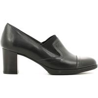 kengät Naiset Mokkasiinit Melluso X5602 Musta