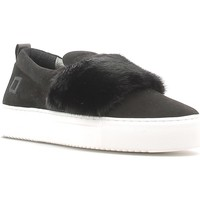 kengät Naiset Tennarit Date A251-SL-FU-BK Musta