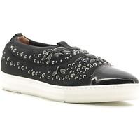 kengät Naiset Tennarit Alberto Guardiani GD33191B Musta