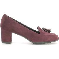 kengät Naiset Mokkasiinit Grace Shoes 206 Punainen