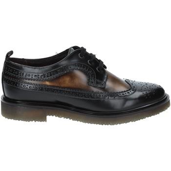 kengät Naiset Derby-kengät Marco Ferretti 111726MF 1488 Musta