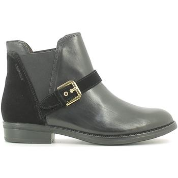 kengät Naiset Nilkkurit Stonefly 107124 Musta