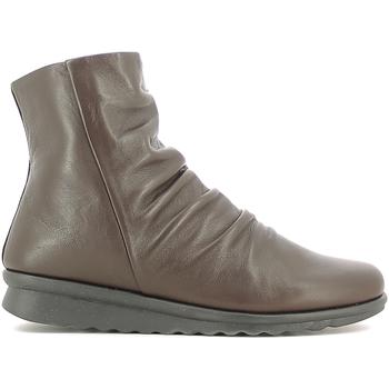 kengät Naiset Nilkkurit The Flexx A160/08 Ruskea