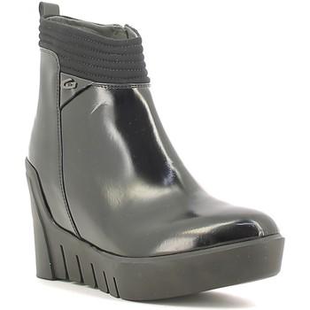 kengät Naiset Nilkkurit Alberto Guardiani SD57522B Musta