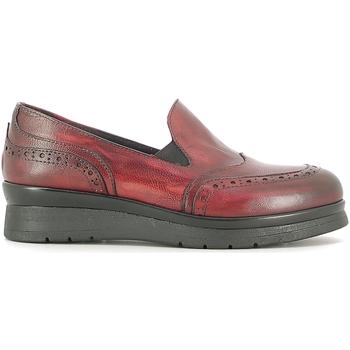 kengät Naiset Mokkasiinit Rogers 1522 Punainen
