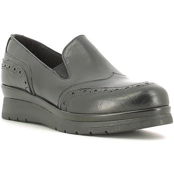 kengät Naiset Mokkasiinit Rogers 1522 Musta