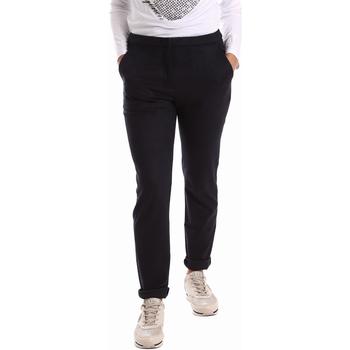 vaatteet Naiset Chino-housut / Porkkanahousut Gazel AB.PA.LU.0042 Sininen