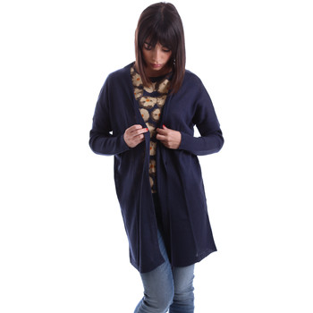 vaatteet Naiset Neuleet / Villatakit Gazel AB.MA.CA.0055 Sininen