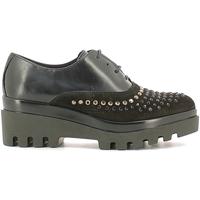 kengät Naiset Herrainkengät Soldini 20030-2 Musta