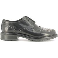 kengät Naiset Derby-kengät Soldini 19963-B Musta