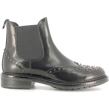 kengät Naiset Nilkkurit Soldini 19960-B Musta