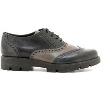 kengät Naiset Derby-kengät The Flexx B234/03 Musta