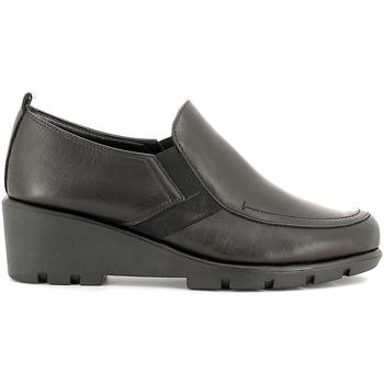 kengät Naiset Mokkasiinit The Flexx B413/01 Musta
