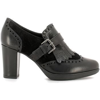 kengät Naiset Nilkkurit The Flexx B652/07 Musta