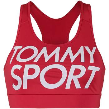 vaatteet Naiset Urheiluliivit Tommy Hilfiger S10S100070 Punainen