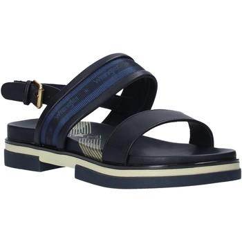 kengät Naiset Sandaalit ja avokkaat Wrangler WL01550A Sininen