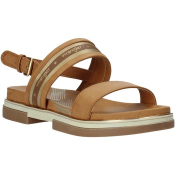 kengät Naiset Sandaalit ja avokkaat Wrangler WL01550A Beige