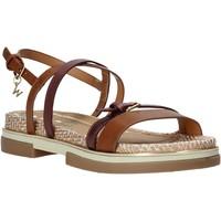 kengät Naiset Sandaalit ja avokkaat Wrangler WL01584A Beige