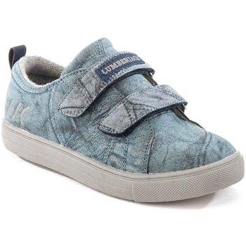 kengät Lapset Matalavartiset tennarit Lumberjack SB32705 005 M64 Sininen