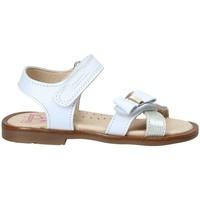 kengät Tytöt Sandaalit ja avokkaat Pablosky 0534 Valkoinen