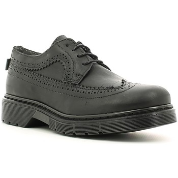 kengät Lapset Derby-kengät Melania ME6132F6I.A Musta
