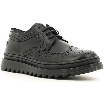 kengät Lapset Derby-kengät Melania ME6073F6I.B Musta